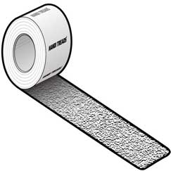 Stop the Slip with Handi-Treads Grit Tape